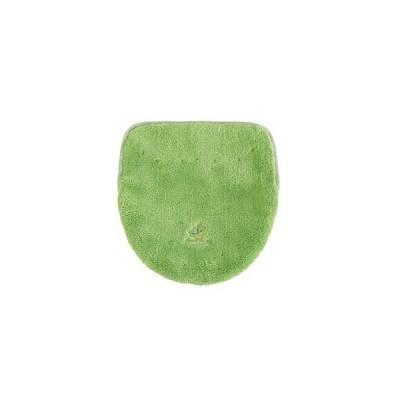 コムフォルタ5 トイレフタカバー(ドレニモタイプ) グリーン  日用品雑貨 トイレマット カバー[▲][TP]