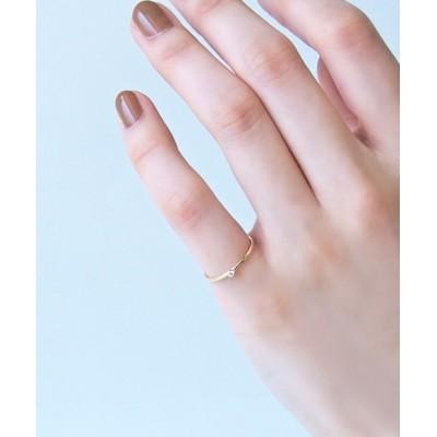 指輪 一粒リング
