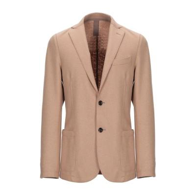 イレブンティ ELEVENTY テーラードジャケット キャメル 52 80% ウール 20% ナイロン テーラードジャケット