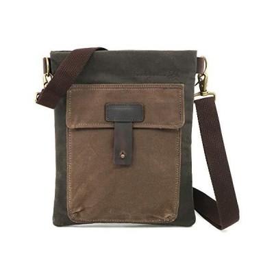 Voulez-vous ブレーブ Pavel wax bag(パーヴェルワックスバック)クロスバッグ ボディバッグ ショルダーバッグ/撥水