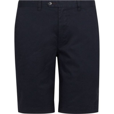 テッドベーカー Ted Baker メンズ ショートパンツ ボトムス・パンツ Buenose Cotton Chino Shorts NAVY