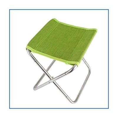 <新品>Flowershave357 Stainless Steel Folding Chair Stool Outdoor Fishing Camping Folding Chair