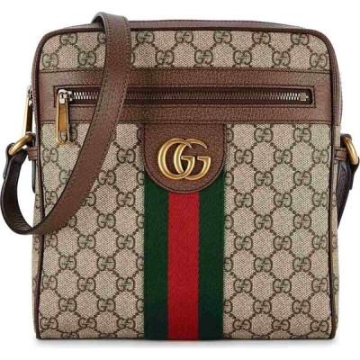 グッチ Gucci メンズ ショルダーバッグ バッグ Ophidia Gg Small Cross-Body Bag Natural