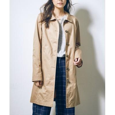トールサイズ ステンカラーコート 【高身長・長身】コート, tall, Coat
