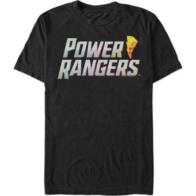 フィフス サン Fifth Sun メンズ Tシャツ トップス Power 3D Logo Short Sleeve Crew T-shirt Black
