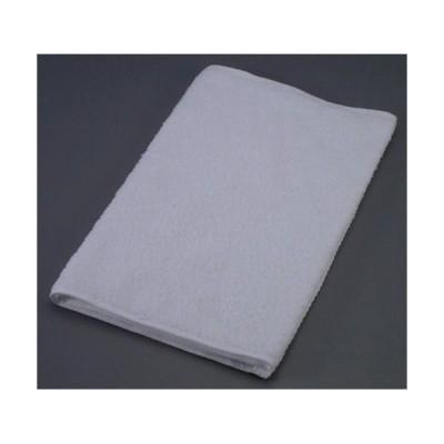 ウォッシュタオル 8160 (1袋・10枚入)ホワイト  タオル