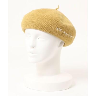agnes b. / WN20 BERET サマーベレー WOMEN 帽子 > ハンチング/ベレー帽