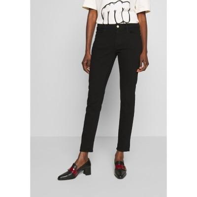 フレームデニム デニムパンツ レディース ボトムス LE GARCON  - Jeans Skinny Fit - noir