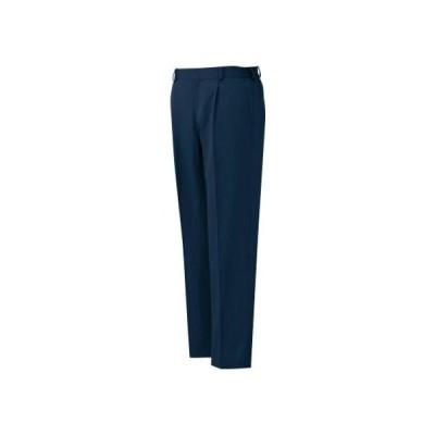 ミドリ安全 男女共用裾上調整機能付イージーフレックスパンツネイビー5L VE387-SITA-5L 0