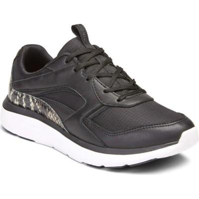 バイオニック VIONIC レディース スニーカー シューズ・靴 Adela Sneaker Black Leather