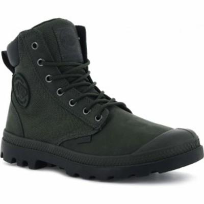パラディウム PALLADIUM メンズ ブーツ シューズ・靴 Pampa Sport Cuff Waterproof Boot Olive Night