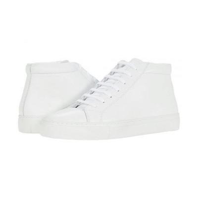 Supply Lab サプライラボ メンズ 男性用 シューズ 靴 スニーカー 運動靴 Lexington - White Leather