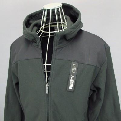 (セール 20%OFF) PUMA プーマ フルジップ パーカー ジャケット wf12-957