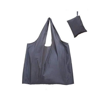 kirei エコバッグ 超防水 もっと丈夫 買物袋 強い防水効果 [2020年材質アップグレード版] レジ袋 肩掛け 大容量 メンズ レディス 無地