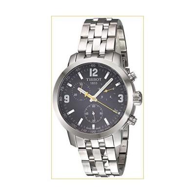 ティソ 腕時計  Tissot Men's T0554171105700 PRC200 Analog Display Quartz Silver Watch 並行輸入品
