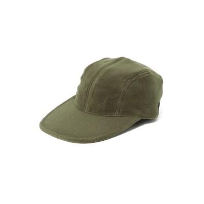 BEAMS MEN / KAVU × BEAMS / 別注 フリース ロングビル キャップ MEN 帽子 > キャップ