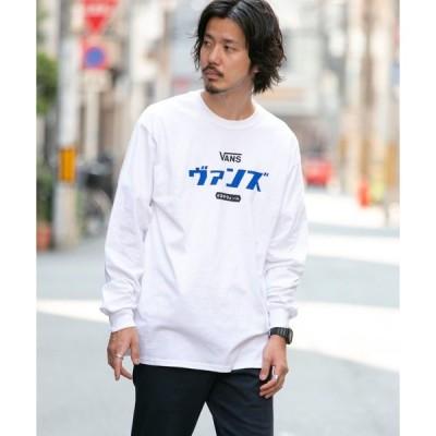 tシャツ Tシャツ VANS KANA Vans Long-Sleeve T-Shirts