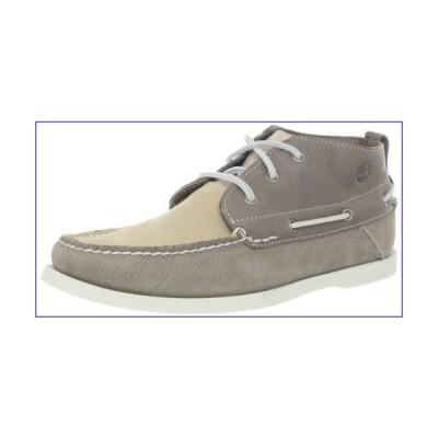 Timberland Men's Heritage Chukka Boot,Grey,11.5 M US[並行輸入品]