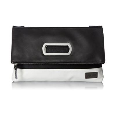 デバイス クラッチバッグ DHG70039 ブラックホワイト