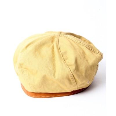 FUNALIVE / 【SENSE OF GRACE】KAIKO BERET カイコハンチング ベレー帽 MEN 帽子 > ハンチング/ベレー帽