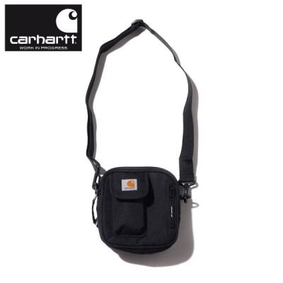カーハート ショルダーバッグ 正規品 CARHARTT WIP ショルダーバッグ ESSENTIALS BAG SMALL BLACK i006285-8990