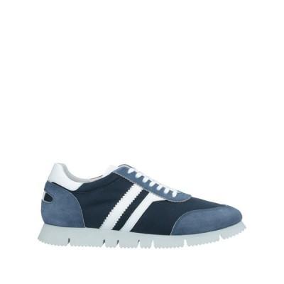 HENDERSON BARACCO メンズ スニーカー シューズ 靴 ブルーグレー
