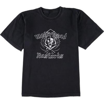 MOTORHEAD モーターヘッド バンドTシャツ メンズM /eaa060823