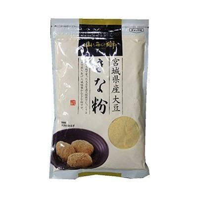 幸田商店 宮城県産大豆きな粉 120g×10袋