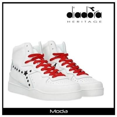 ディアドラ スニーカー メンズ 白 ホワイト DIADORA 靴