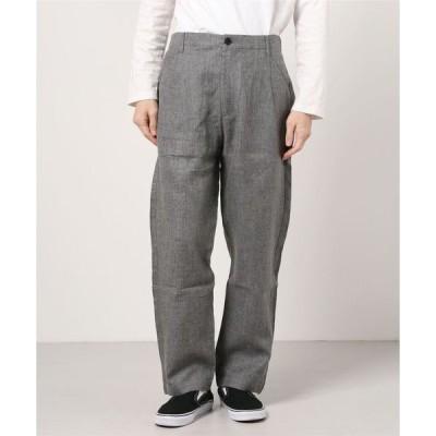 パンツ BLLUE MADE:LONG PANT GREY