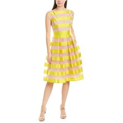 リラローズ レディース ワンピース トップス Lela Rose A-Line Dress citrine