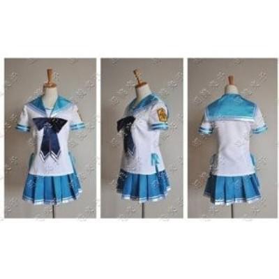 DK345緋弾のアリア 夏女子制服・コスプレ衣装・完全オーダーメイド