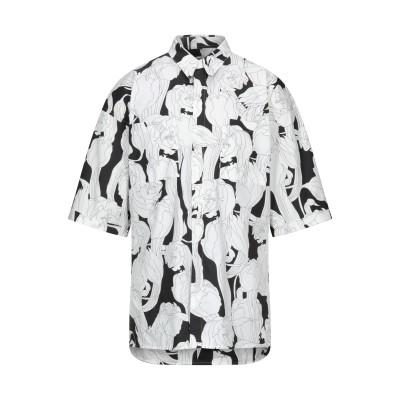 ジバンシィ GIVENCHY シャツ ホワイト 38 コットン 100% シャツ