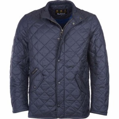 バブアー Barbour メンズ ジャケット アウター Flyweight Chelsea Quilted Jacket Navy