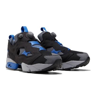 [リーボック] インスタポンプ フューリー [InstaPump Fury OG NM Shoes] ブラック/コールドグレー/ブルーブラスト FV4207 日本国内正規品