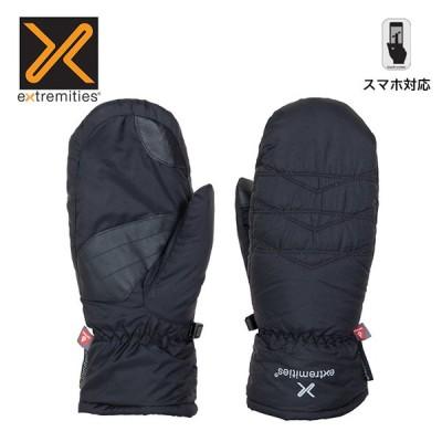 extremities エクストリミティーズ パラドックスミット ユニセックス 手袋 ミトン 中綿入り スマホ対応 防寒