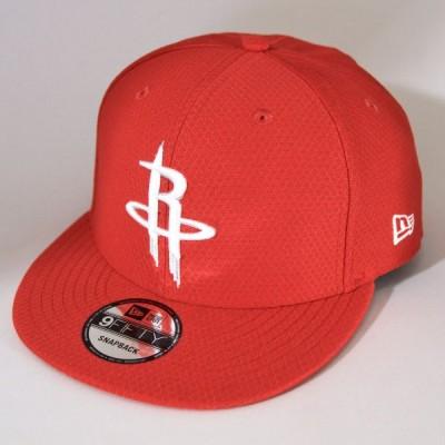 ニューエラ NEWERA 帽子 9FIFTY Hex Tech ヒューストン・ロケッツ フロントドアレッド
