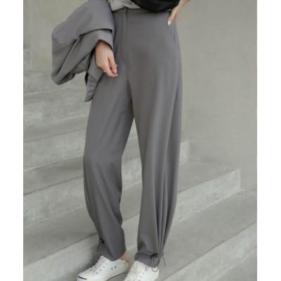 chuclla / 【chuclla】Drawstring set up squeeze pants sb-4 chw1171 WOMEN パンツ > スラックス