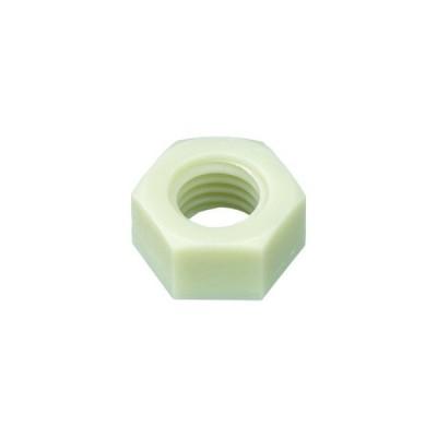 TRUSCO/トラスコ中山  ガラス繊維強化ポリアミドMXD6 RENY 六角ナット M3 50個入 BRENY-NTM3