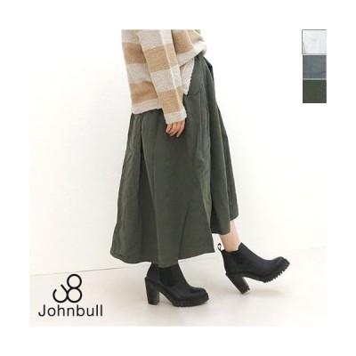ジョンブル JOHNBULL コットンシャンブレーミリタリースカート AK722/返品・交換不可/SALE セール