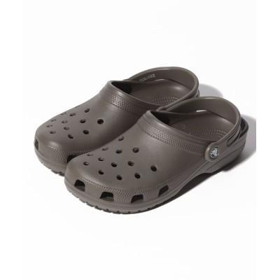 (crocs/クロックス)10001 CLASSIC CLOG クラシック クロッグ サンダル/ユニセックス ブラウン