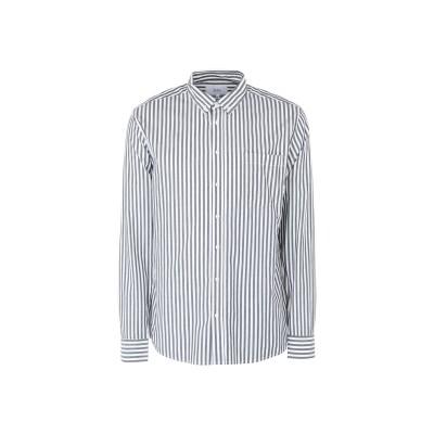 MAKIA シャツ スチールグレー XL コットン 100% シャツ