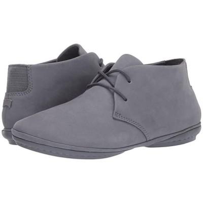 カンペール Right Nina - K400221 レディース ブーツ Medium Gray