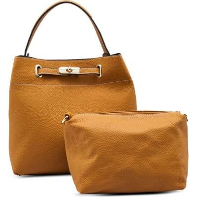 スイスポロ Swiss Polo レディース ハンドバッグ バッグ 2 In 1 Ladies Handbag Yellow