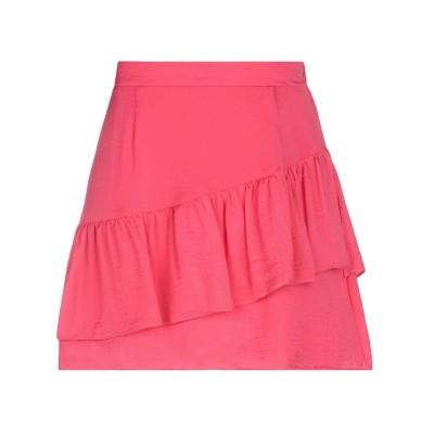 アノニム デザイナーズ ANONYME DESIGNERS ミニスカート フューシャ 6 ポリエステル 100% ミニスカート