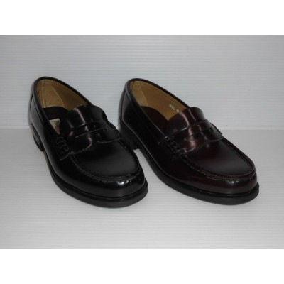 HARUTA ハルタ 4505 黒、ジャマイカ  婦人  通学 学生 靴 レディース ローファー