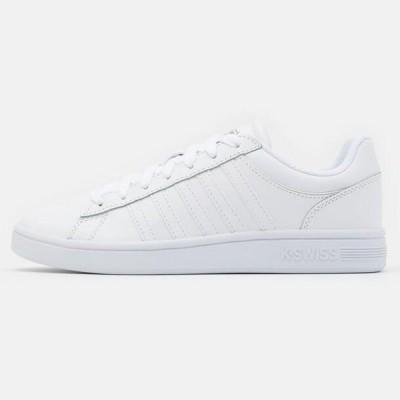 ケースイス メンズ 靴 シューズ COURT WINSTON - Trainers - white