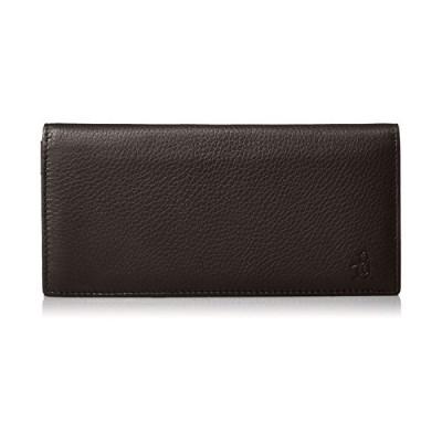[マンシングウェア] 財布 ディアスキン シリーズ チョコ