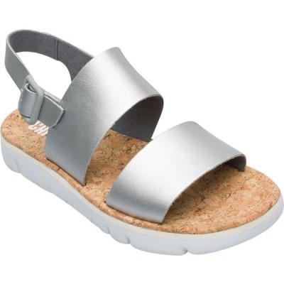 カンペール レディース サンダル シューズ Oruga Two Strap Flatform Sandal