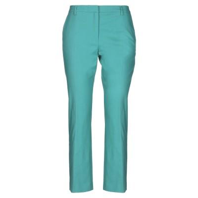 トゥルー ロイヤル TRUE ROYAL パンツ ターコイズブルー 42 コットン 97% / ポリウレタン 3% パンツ